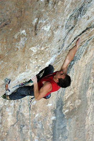 Last line 8a, Terradets