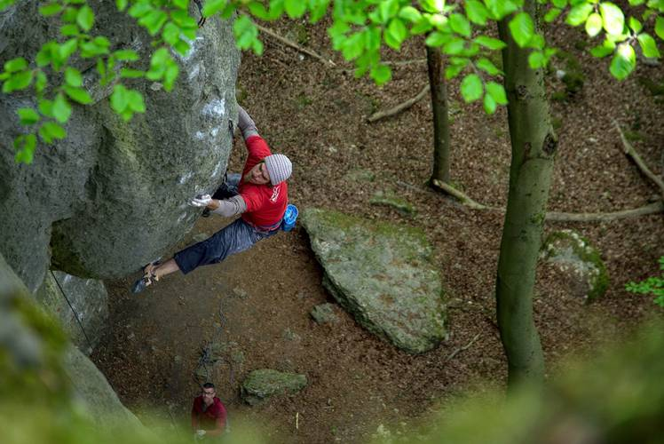"1st.ascent ""The Sound of Silence"" 11-/8c"