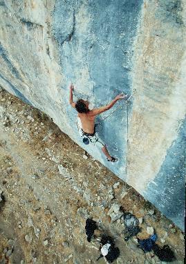 seredo climbing team foto: roman van der werf
