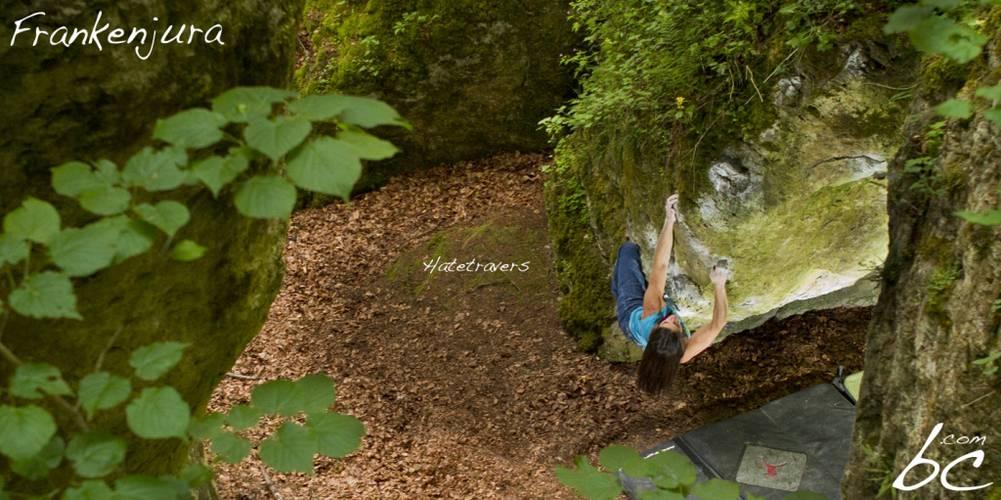 Frankenjura - Bouldering