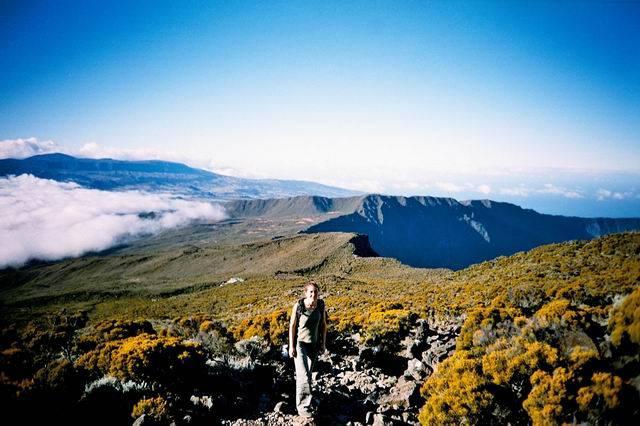 Piton des Neiges, Réunion