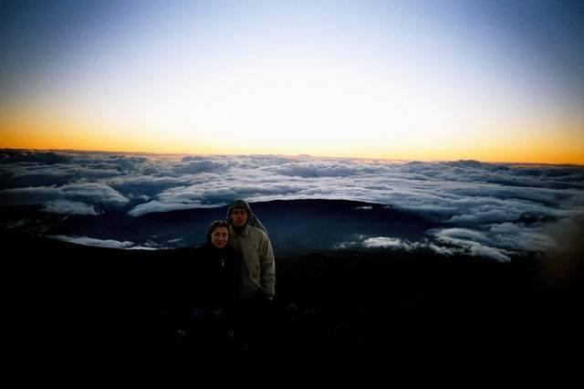 Summit picture, Piton des Neiges, Réunion