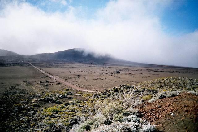 Plaine des Sables, Réunion