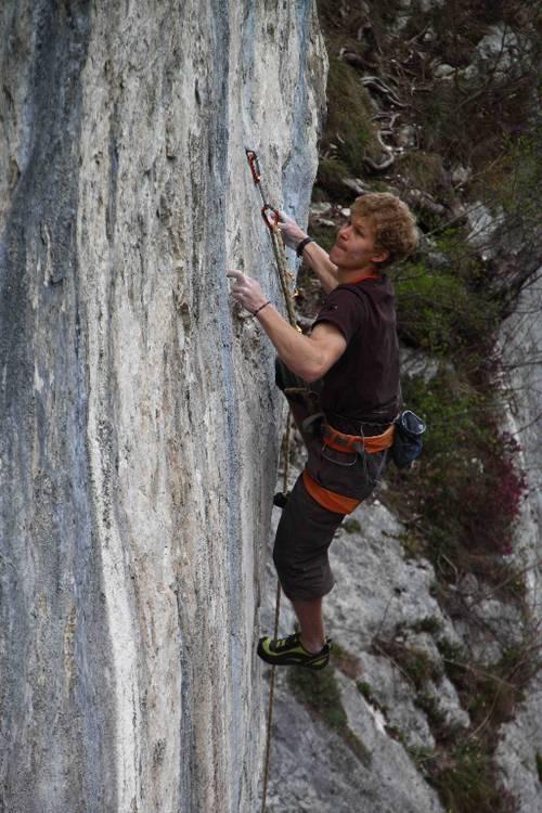 Adrenalin 8c+, Karlstein