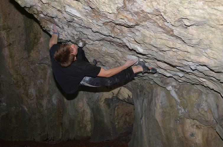 Frankenjura Boulder