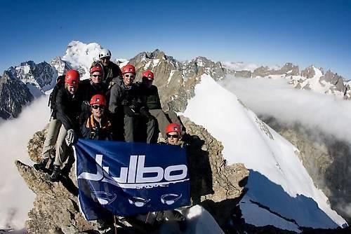 Summit Pic de Neige Cordier 3630m