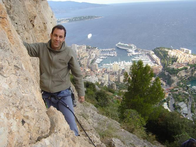 Monaco, La Turbie 10-2009
