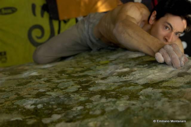 Michele Caminati su Agronomo non praticante 8a Pietra del Toro