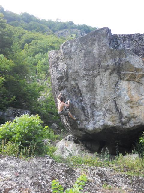 cerberus 7b+, valle gesso
