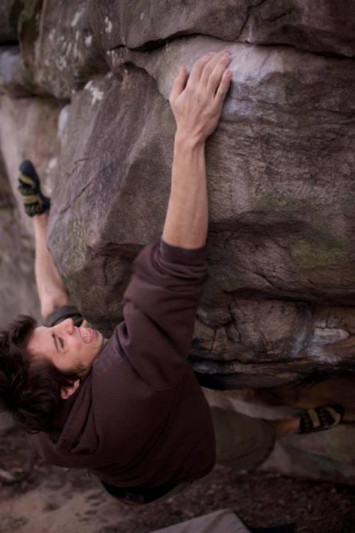 'Tree Problem' - V7, Moss Rock, AL
