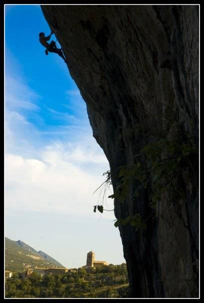 Les Cadres Regeneren 8a, Rodellar