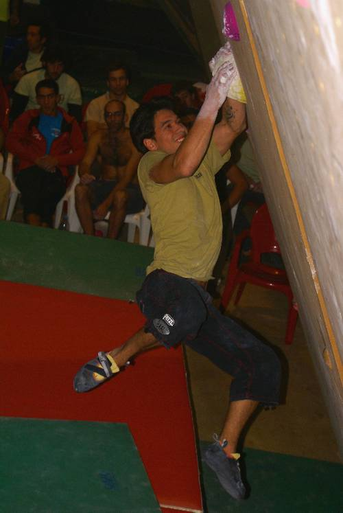 Espinho boulder contest 2008