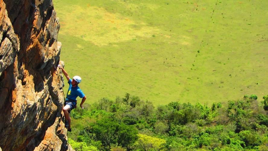 Escalando a Jungle Man, Cuscuzeiro
