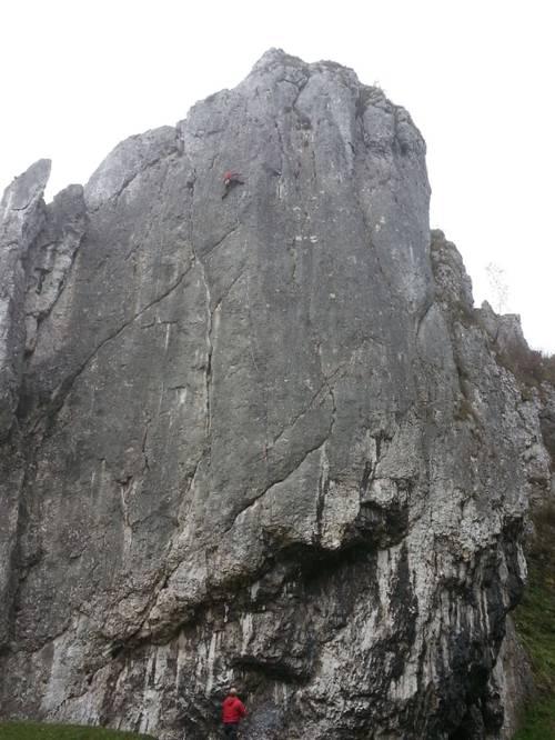 Chiński Maharadża 7c+, Dolina Bolechowicka