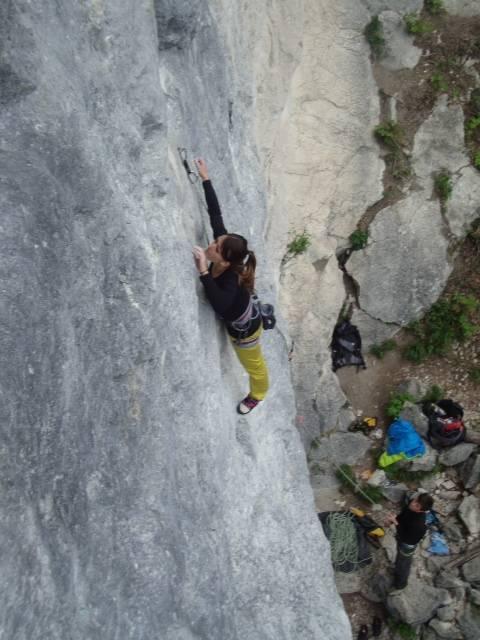 Cliffhanger 6b, Rindbachtal
