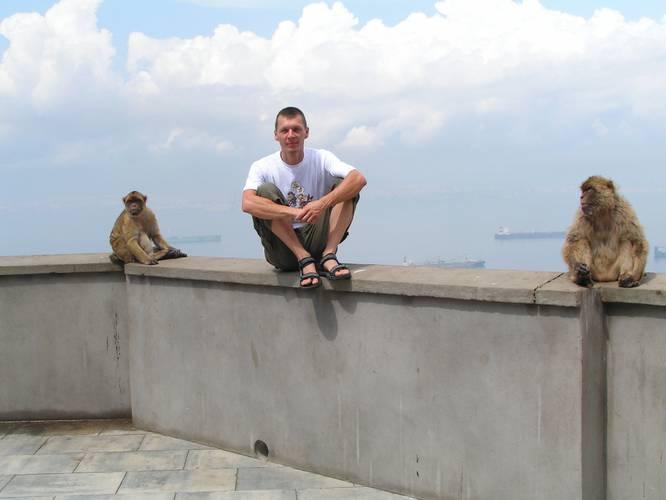 Monkey see, monkey doo