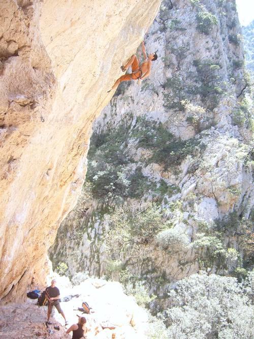 Zorro 7c, Sardinia