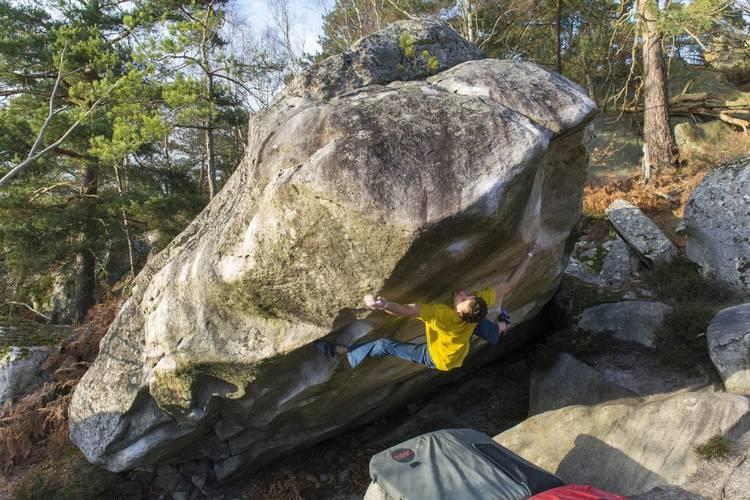The Big Island 8c, Fontainebleau
