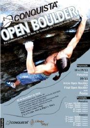 Conquista Open de Boulder 2010, no dia 20 em Curitiba