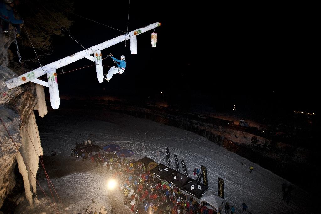 12th Ice Festival Kandersteg