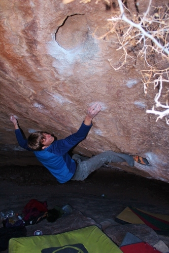 Verhoeven adds 26 ascents up to 8B+ and 9a