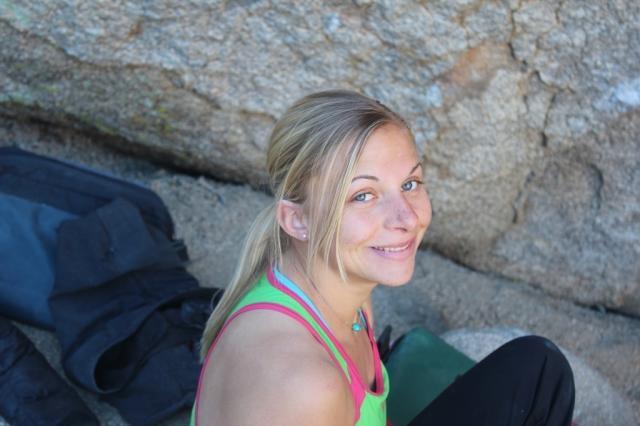 Katha Saurwein adds ten 8A (+)'