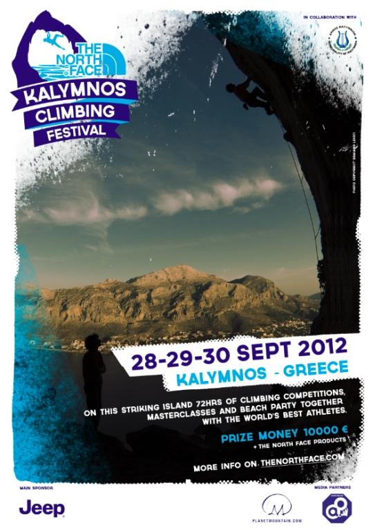 North Face Kalymnos Festival 28-30/9