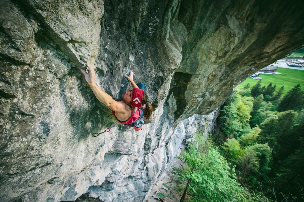 Instructor 8c+/9a and Unleashed 8c+ by Barbara Zangerl