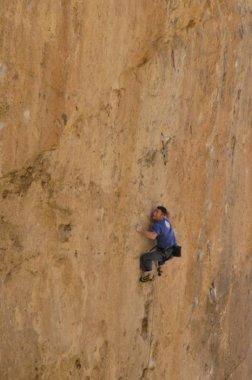 Badman, 8b+, Smith rocks