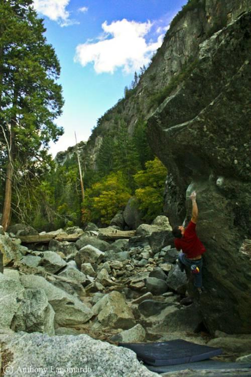 dez oliver on Atlantis 7a, Yosemite