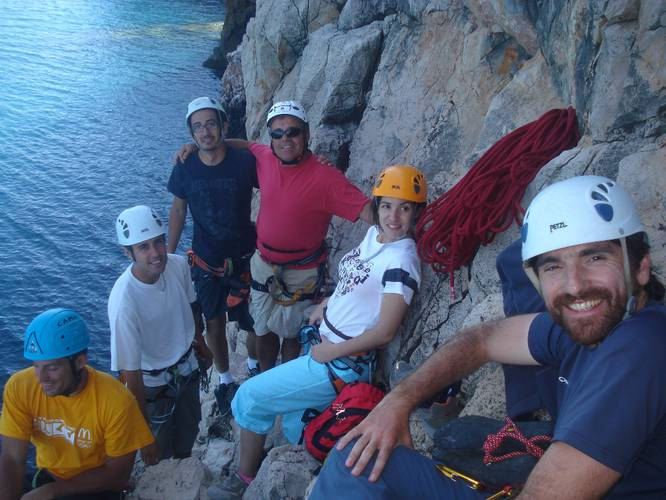 Climbing Team Workshop Climbing Sagres 10-11 Juin 2009 AMEA Sagres