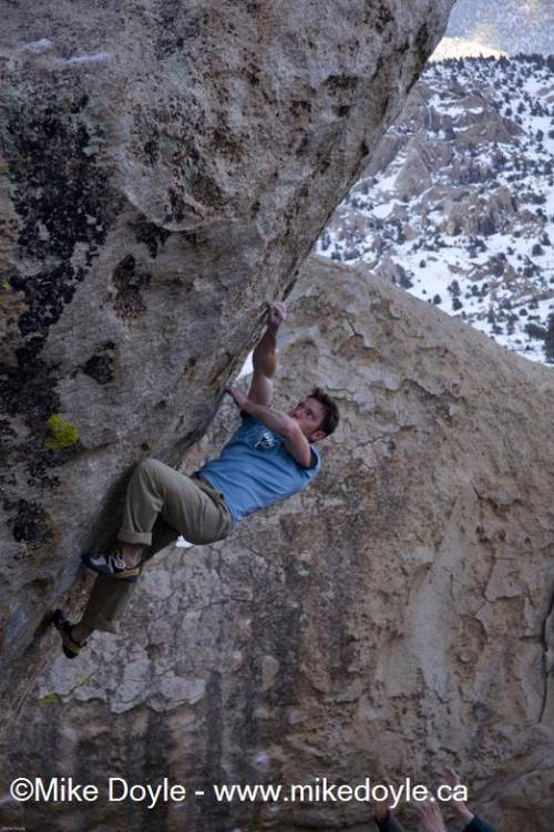 The Mandala 8A+, Buttermilks. One of the most amazing lines ever!