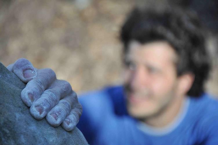 Rio Tinello -  Cighe e mano del Chiappo