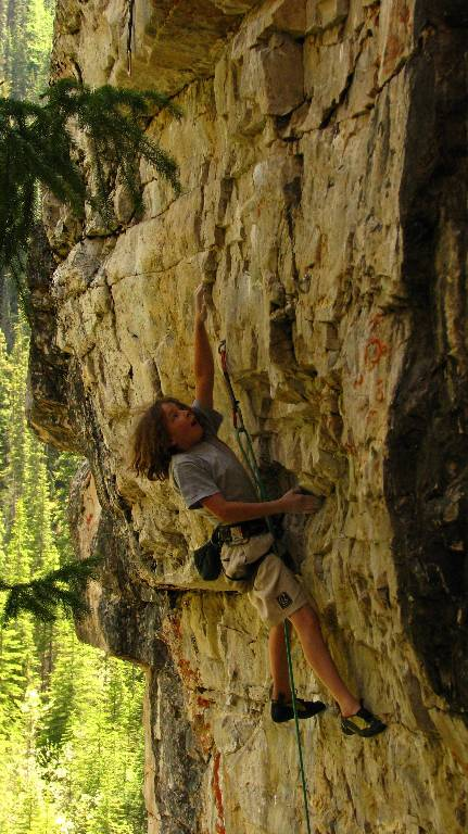 Dexter Bateman, Wild Frontier, 7a