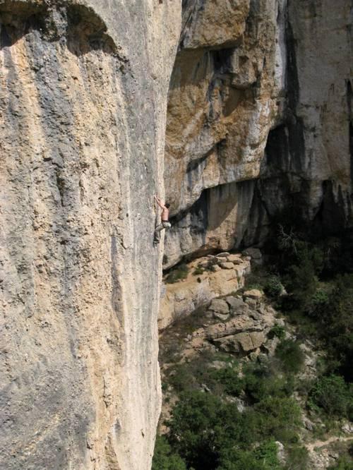 unknown hombre - Raco de Missa - Mont Sant