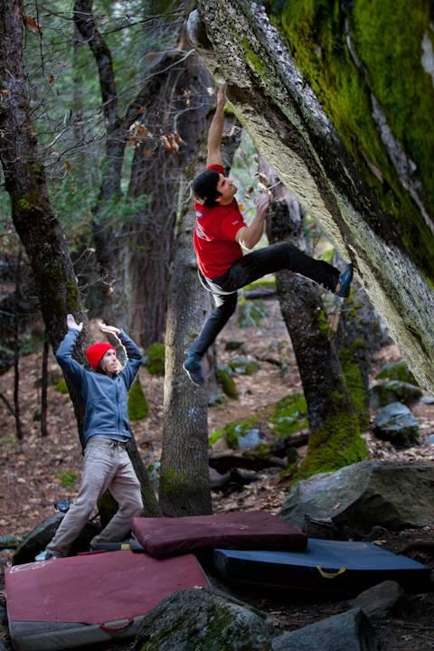 Conan, V9, Yosemite