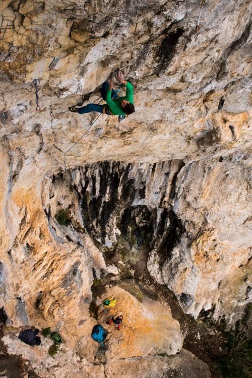 Mirna 8a+, Buzetski kanjon