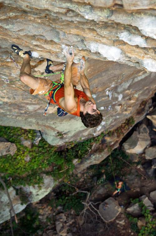 Kolidescope 8a+  Red River Gorge