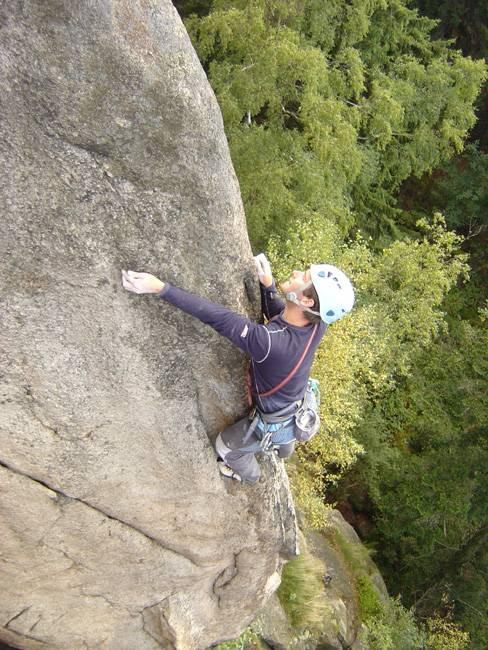 Yosemite Dreams VI.1 trad (first ascent), Sokoliki (PL)