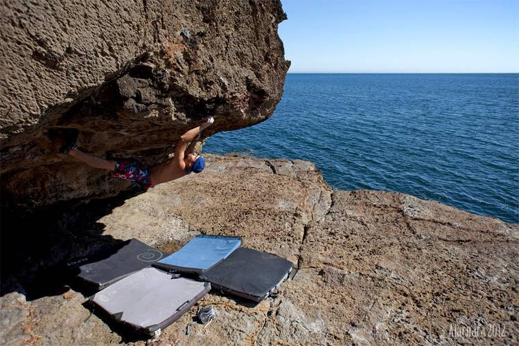 Peixe rocha 7b, Guia