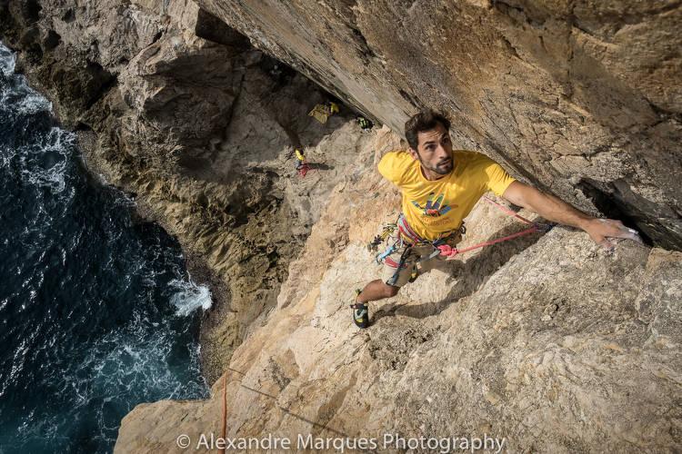 David Antunes, Fissura Mista 6c, Finis Terra