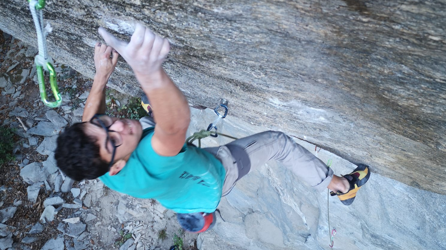 Up forever 8c+ by Michele Reusa (14)
