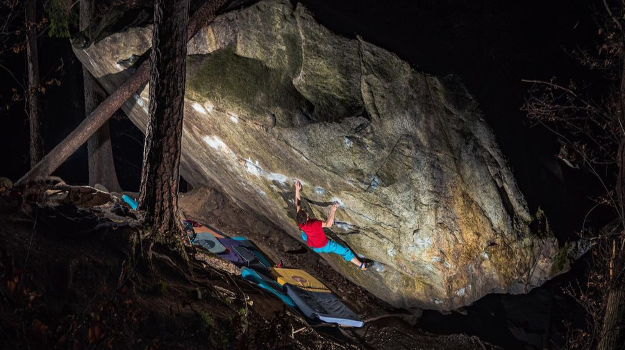 Dreamtime 8C (B+) by Keller after 17 years and Flohe in 4 hrs