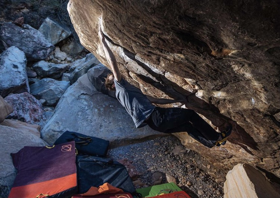 Sleepwalker 8C+ by Nathan Williams