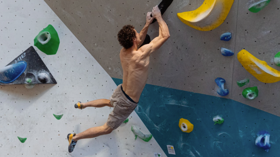Adam Ondra Olympic training interview
