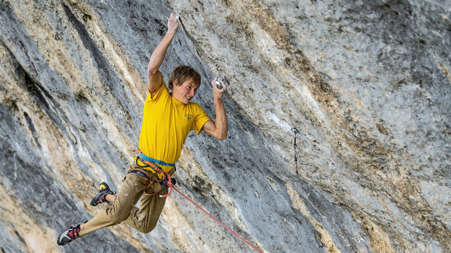 Alex Megos 8a Climber of 2020