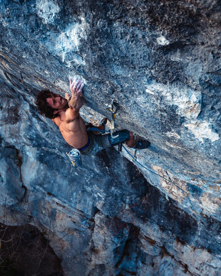 The Back Of Beyond 9a FA by Alexander Rohr