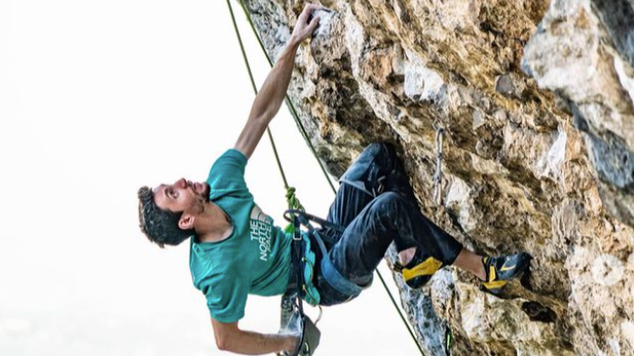 The Ring of life 9a/+ by Stefano Ghisolfi