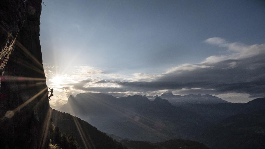 Golden autumn in South Tyrol / Südtirol