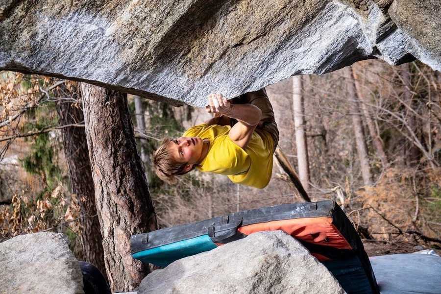 The Story of Two Worlds 8C by Alex Megos